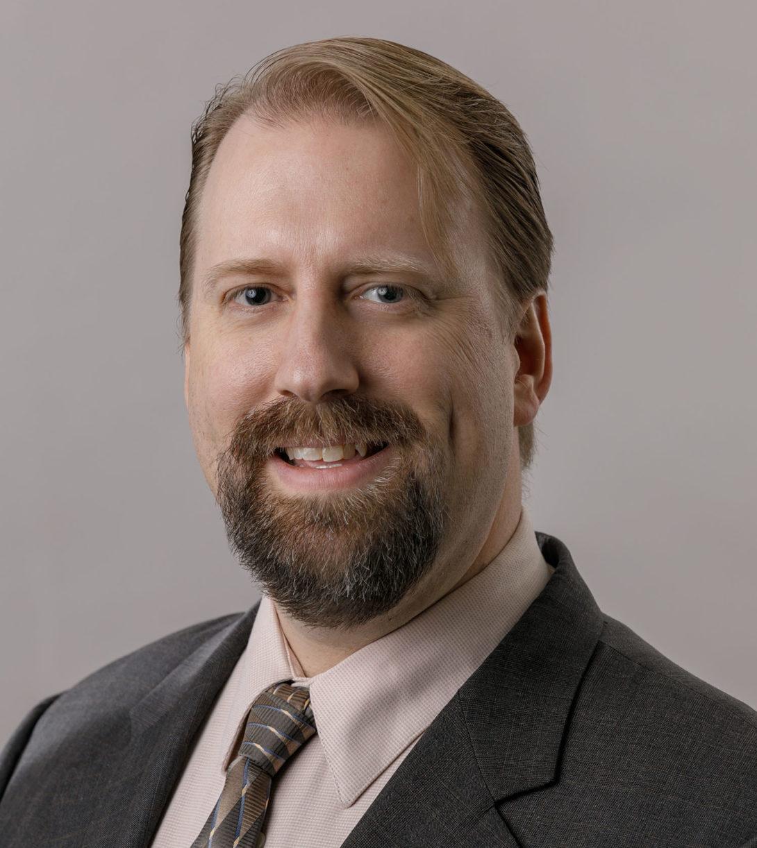 Portrait of Dr. Karl Kochendorfer