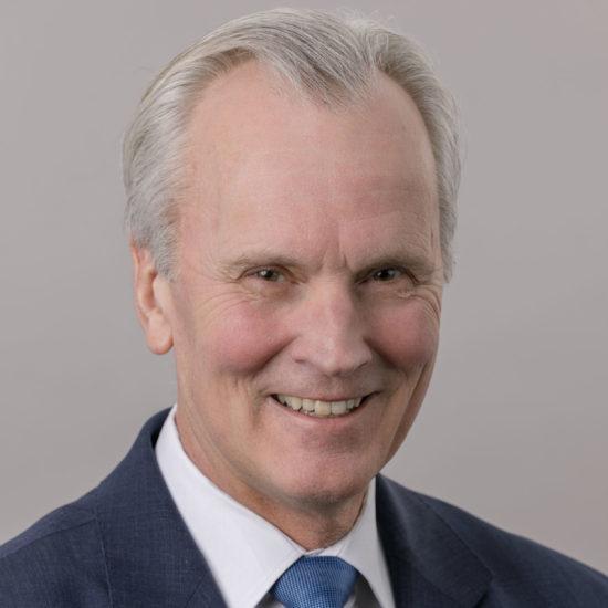 Hospital CEO, Michael Zenn