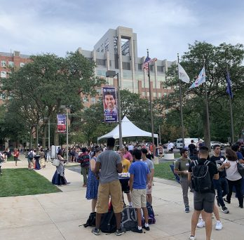 UI Health New Student Welcome 2019