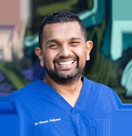 Photo of Dinesh Palipana, MD