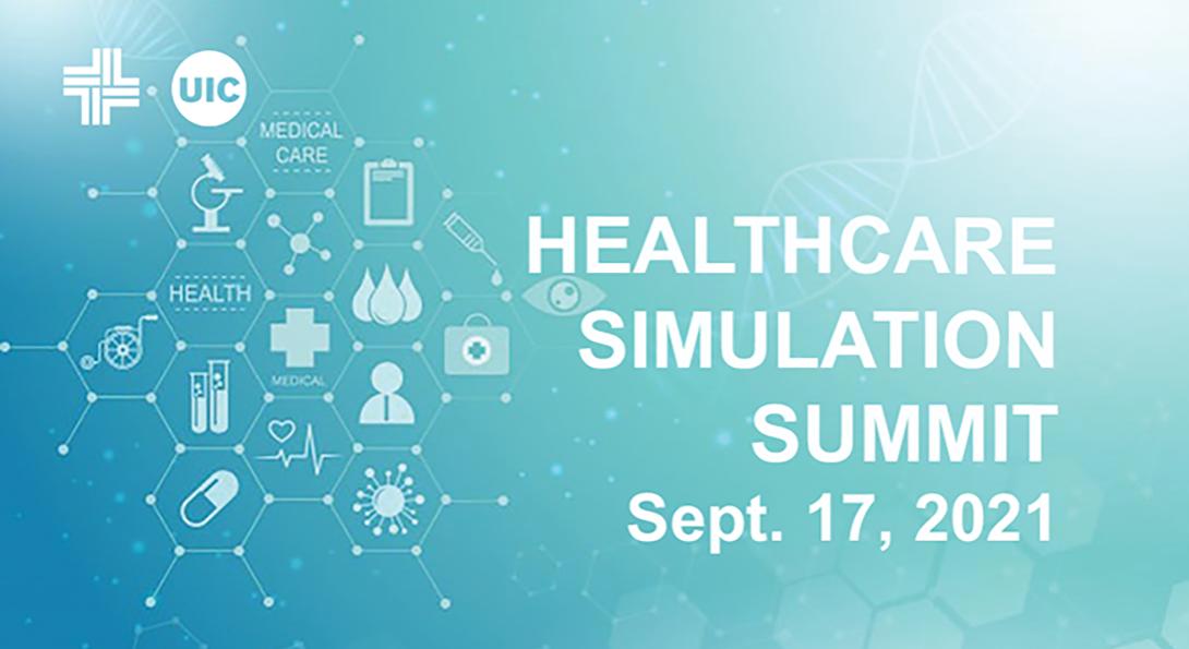 Healthcare Simulation Decorative image