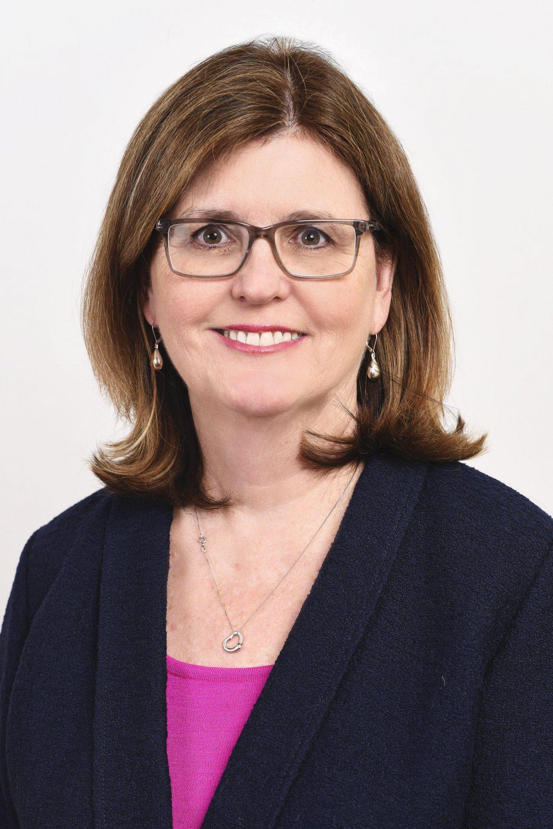 Eileen Collins professional portrait